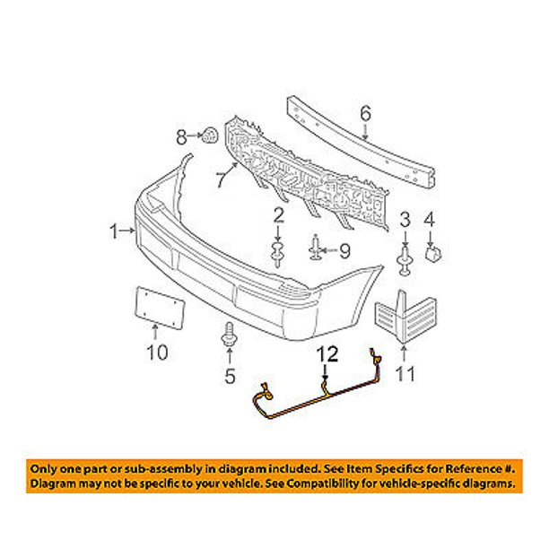 dodge magnum wiring harness diagram dodge chrysler oem 05 08 magnum rear bumper wire harness 5059132aa  dodge chrysler oem 05 08 magnum rear