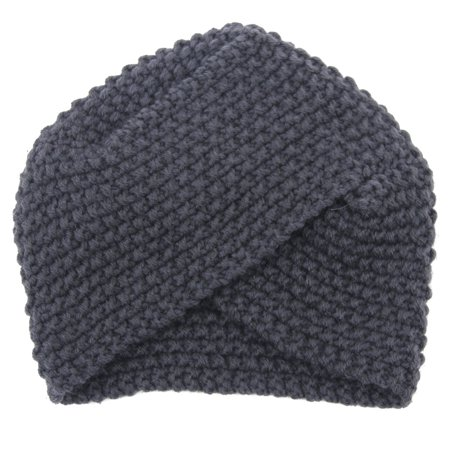 Beanie Hat Casual Stretchy Thick Winter Warm Hat Knitted Hat for Adults