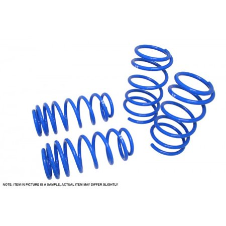 Manzo Lowering Springs for Toyota Corolla 1993-1997 (Toyota Corolla Lowering Springs)