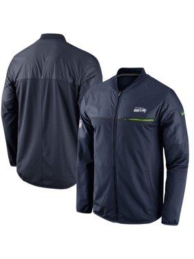 9367389da Product Image Seattle Seahawks Nike Elite Hybrid Performance Jacket -  College Navy