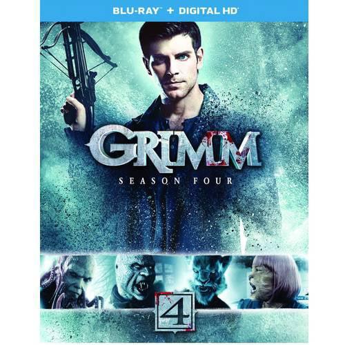 Grimm: Season 4 (Blu-ray + Digtial HD)