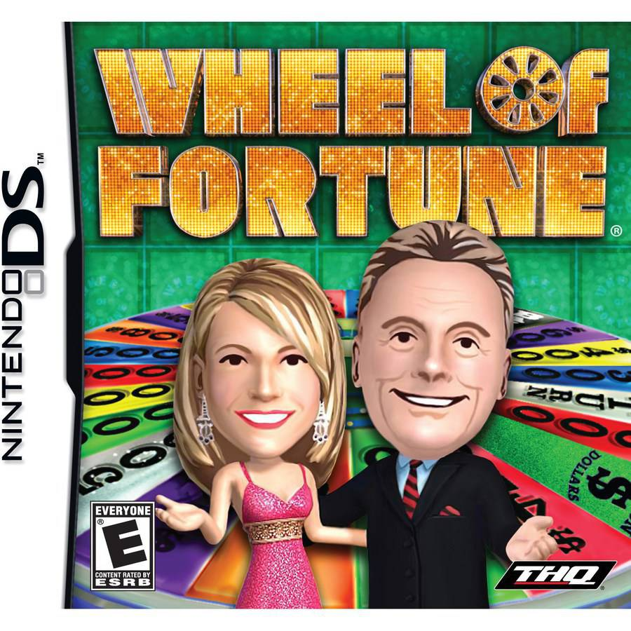 Wheel Of Fortune (DS) - Pre-Owned