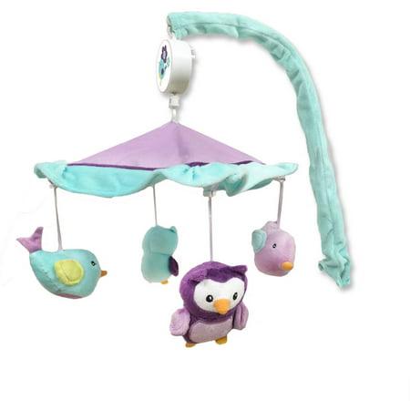 Nemcor Baby's First Love Birds Musical Mobile