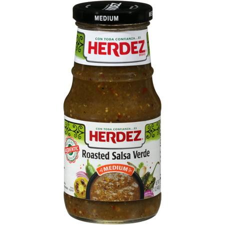 Herdez Roasted Salsa Verde 15.7 oz - Walmart.com
