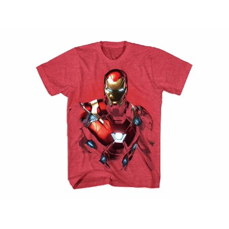Captain America Civil War Iron Man Dark Defector Marvel Comics T-Shirt](Civil War Outfits)