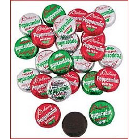 Christmas Peppermint Patties - Chocolate Mint - Candy ()