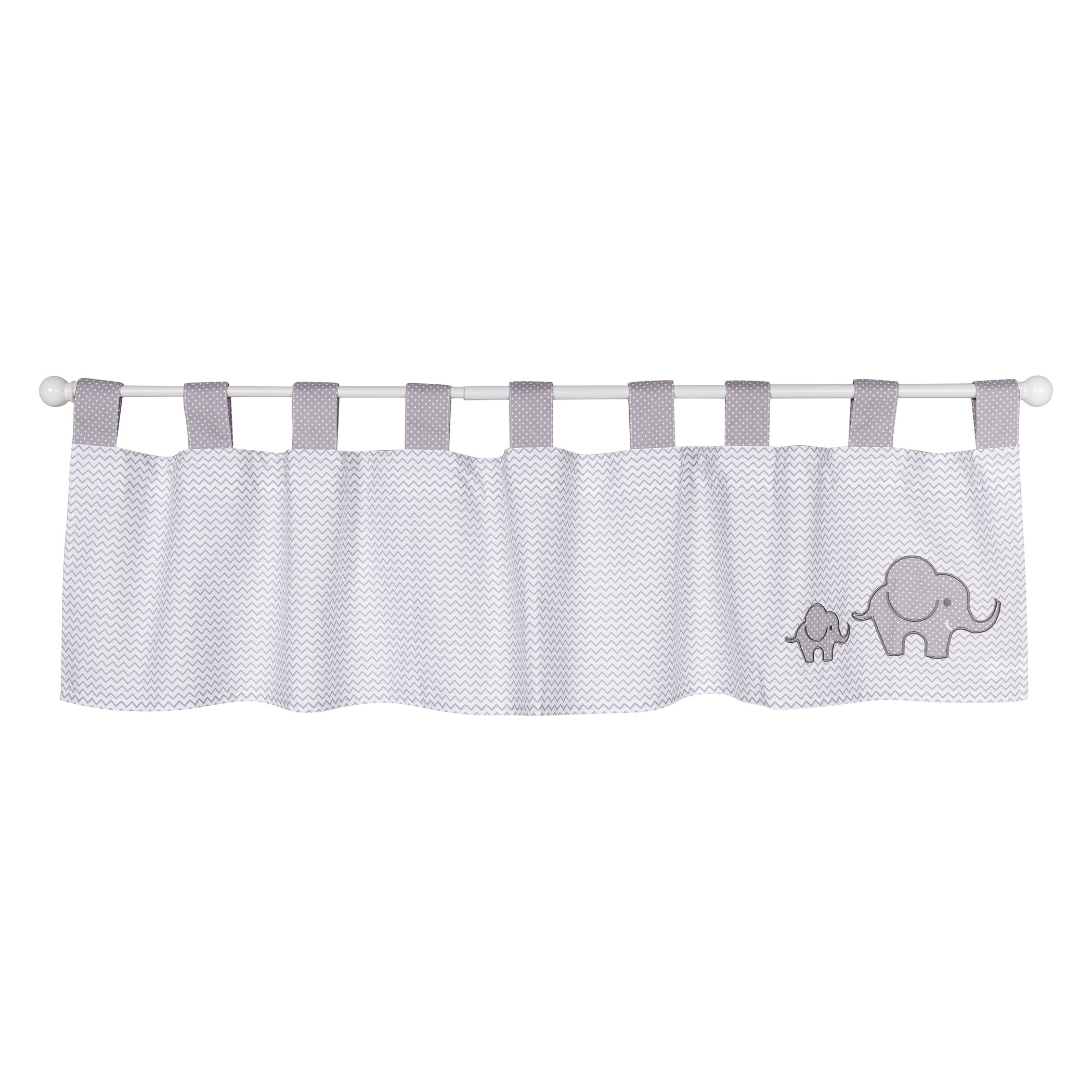 Trend Lab Safari Chevron Window Valance by Trend Lab