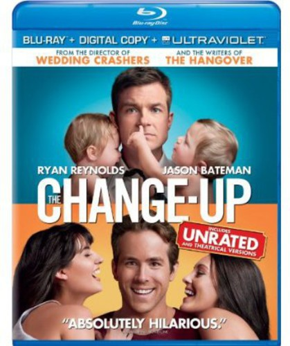The Change-Up (Blu-ray + Digital Copy)