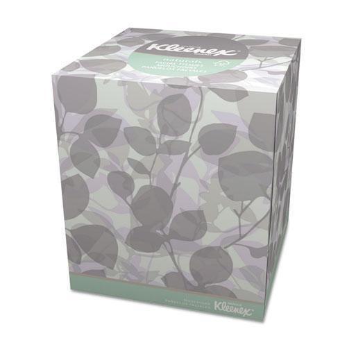 Kimberly-Clark KLEENEX SOFTBLEND Facial Tissue, 2-Ply, White 95/Box
