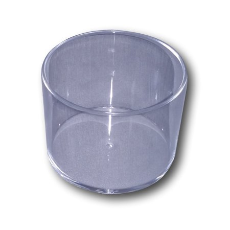 Clear Plastic Cup Holder Insert For Recliner Love Seat Console Car Boat