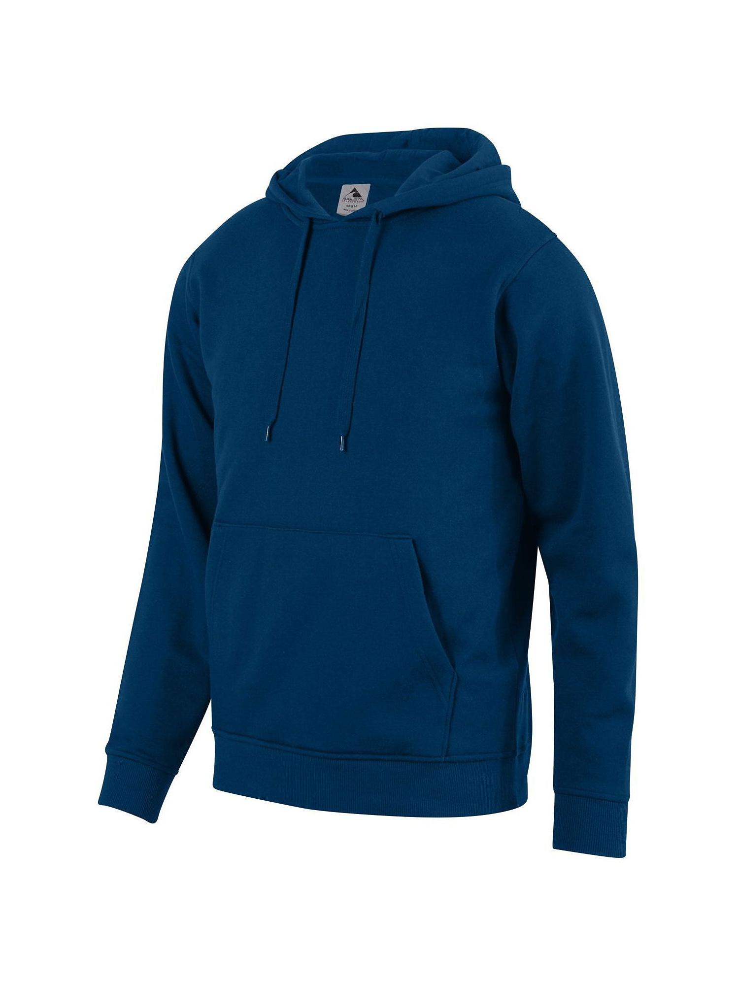 Augusta Sportswear L Boys 60/40 Fleece Hoodie Power Blue 5415