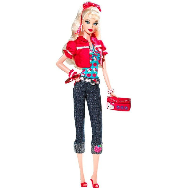 Mattel Barbie Hello Kitty Collector Doll, M9958