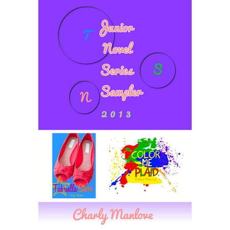 TSN Junior Novel Series Sampler 2013 - eBook
