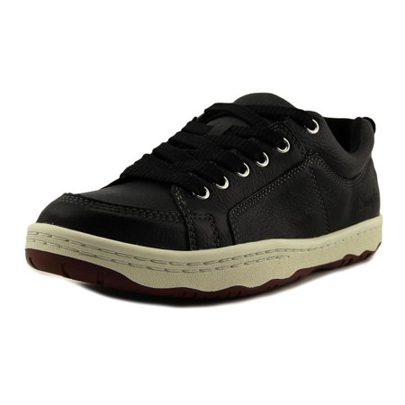 Simple Osneaker L Men   Leather Black Fashion Sneakers