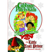 The Cabbage Patch Kids: First Christmas / The Little Troll Prince (DVD)