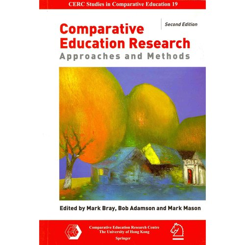 the five approaches to the study of comparative education Use a mixed-methods approach: the logic of the combining different methodological approaches that have comparative • data triangulation—to study a.