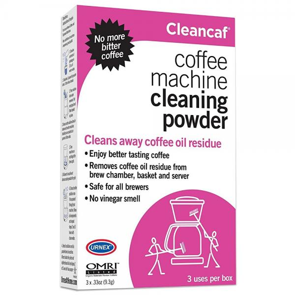 Cleancaf Coffee Maker and Espresso Machine Cleaner and Descaler 3pk by