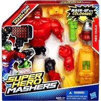 "Marvel Super Hero Mashers Battle Upgrade Red Hulk 6"" Action Figure"