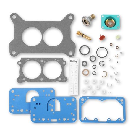 Holley Performance 37-474 Carburetor and Installation