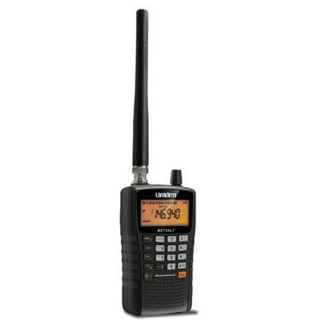 Uniden Bearcat 300-Channel Handheld Scanner with Antenna
