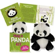 Hug a Panda Kit (Book with Plush)