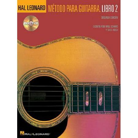 Hal Leonard Metodo Para Guitarra - Libro 2 : Spanish Edition Book/CD Pack