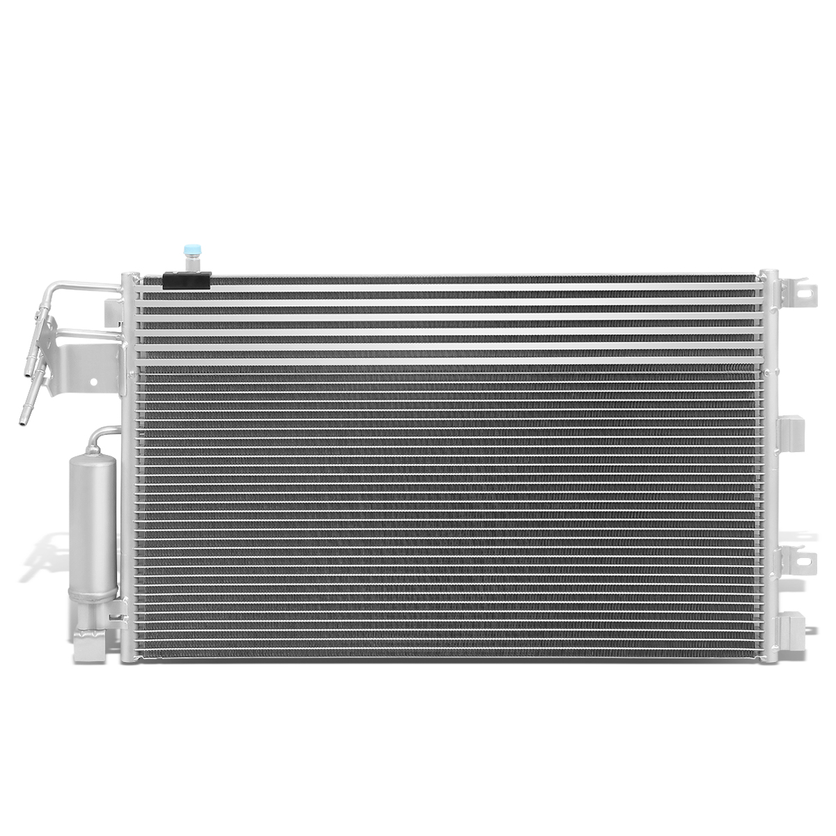 A//C Condenser Compatible with 2008-2011 Ford Focus Aluminum Core