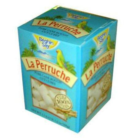 La Perruche White Pure Cane Sugar Cubes, 8.8 oz (250