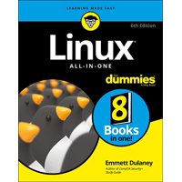 Linux All-In-One for Dummies (Paperback)