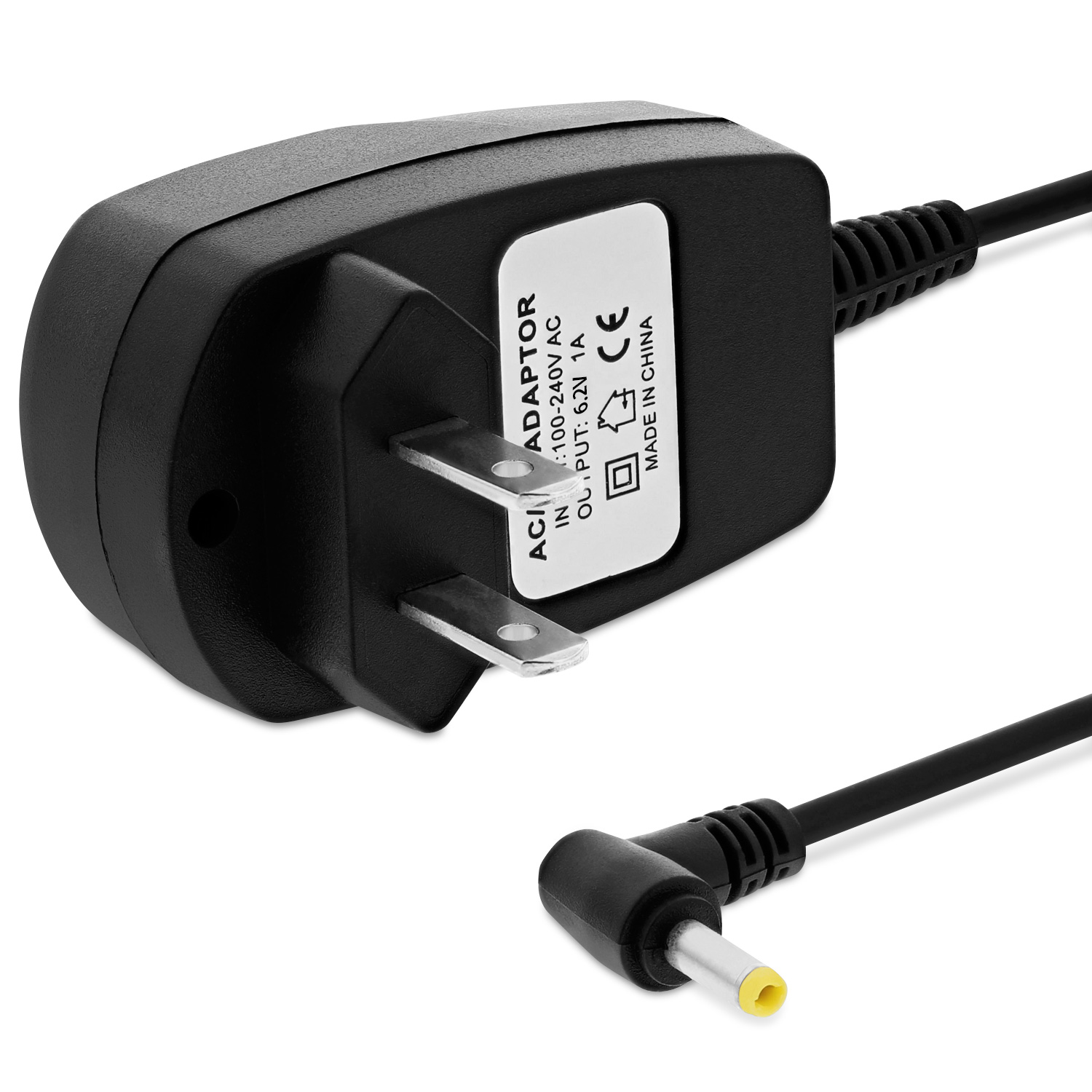 Fosmon AC Converter Adapter DC 6.2V Power Supply Charger US plug