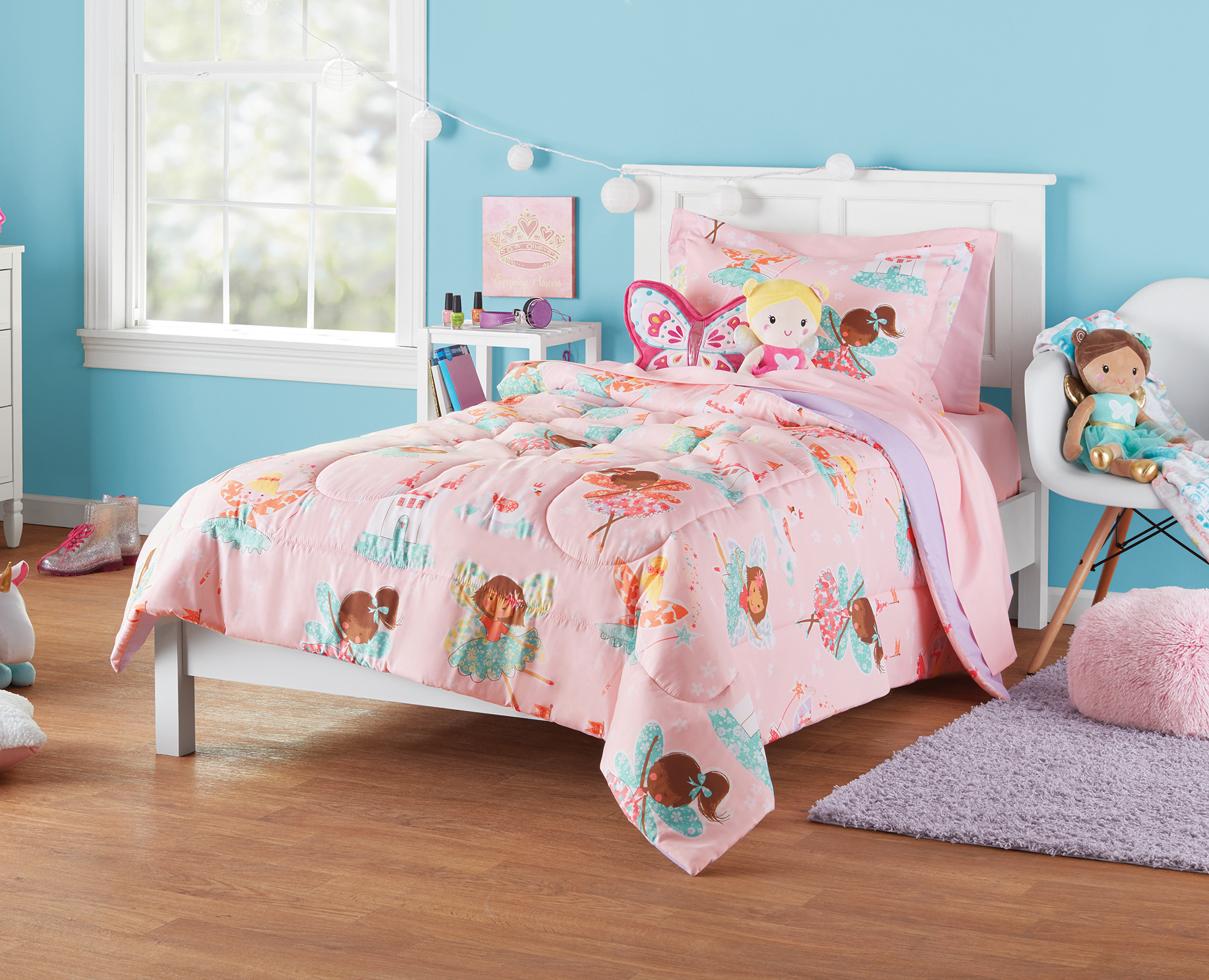 REDUCED T0 SELL American Jane Child/'s bed comforter for TWIN bed