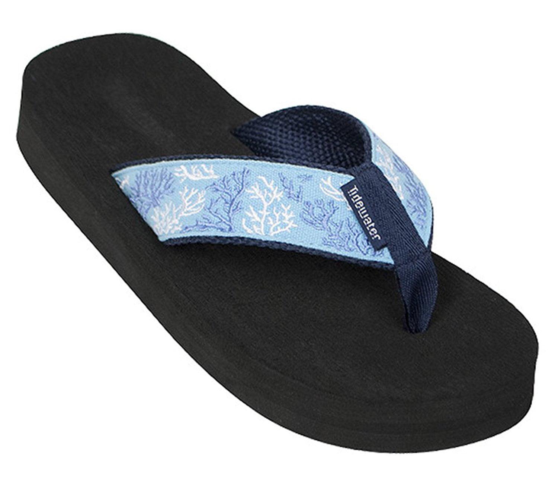 Women's Tidewater Boardwalk Flip Flop Sandals