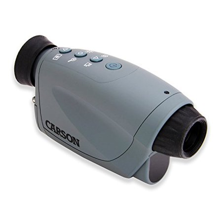 Carson NV250 Aura Plus 2x Digital Night Vision (Best Camcorder Under 250)