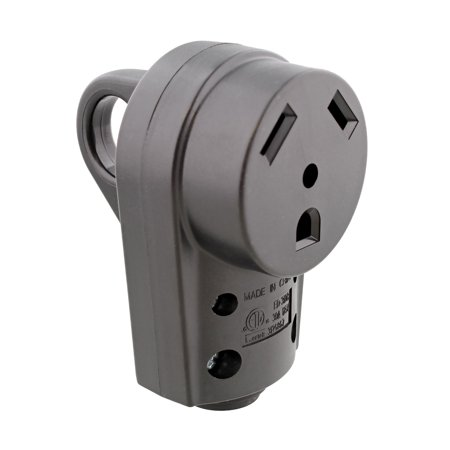30 Amp Rv Plug >> Dumble 30 Amp Rv Plug Replacement Rv Plug Adapter Rv Power Cord 30a