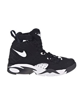1dc6bd1cb9 Product Image Nike Air Maestro II Limited Men s Basketball Shoes Black White  ah8511-001