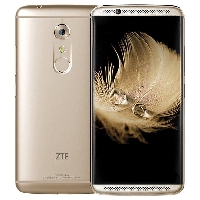 ZTE Axon 7 A2017 5.5inch 4G 20MP Dual Camera Quad Core Du...