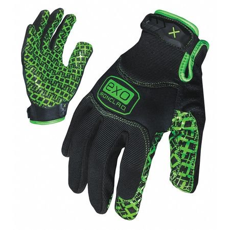 IRONCLAD EXO-MGG-04-L Grip Gloves,L,General (Ironclad General Utility Gloves)
