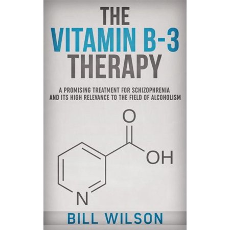 The Vitamin B-3 Therapy - A Promising Treatment for Schizophrenia and its high relevance to the field of Alcoholism - eBook
