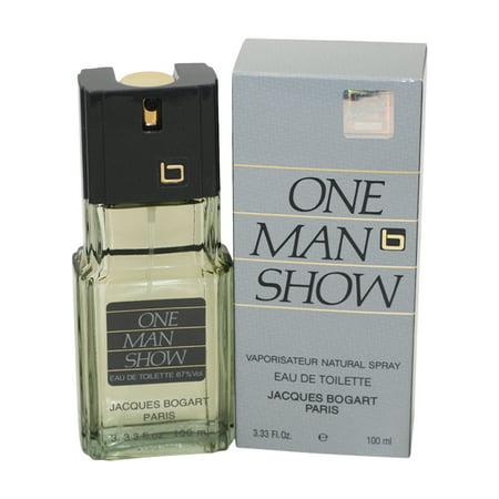 One Man Show Eau De Toilette Spray 3.3 Oz / 100