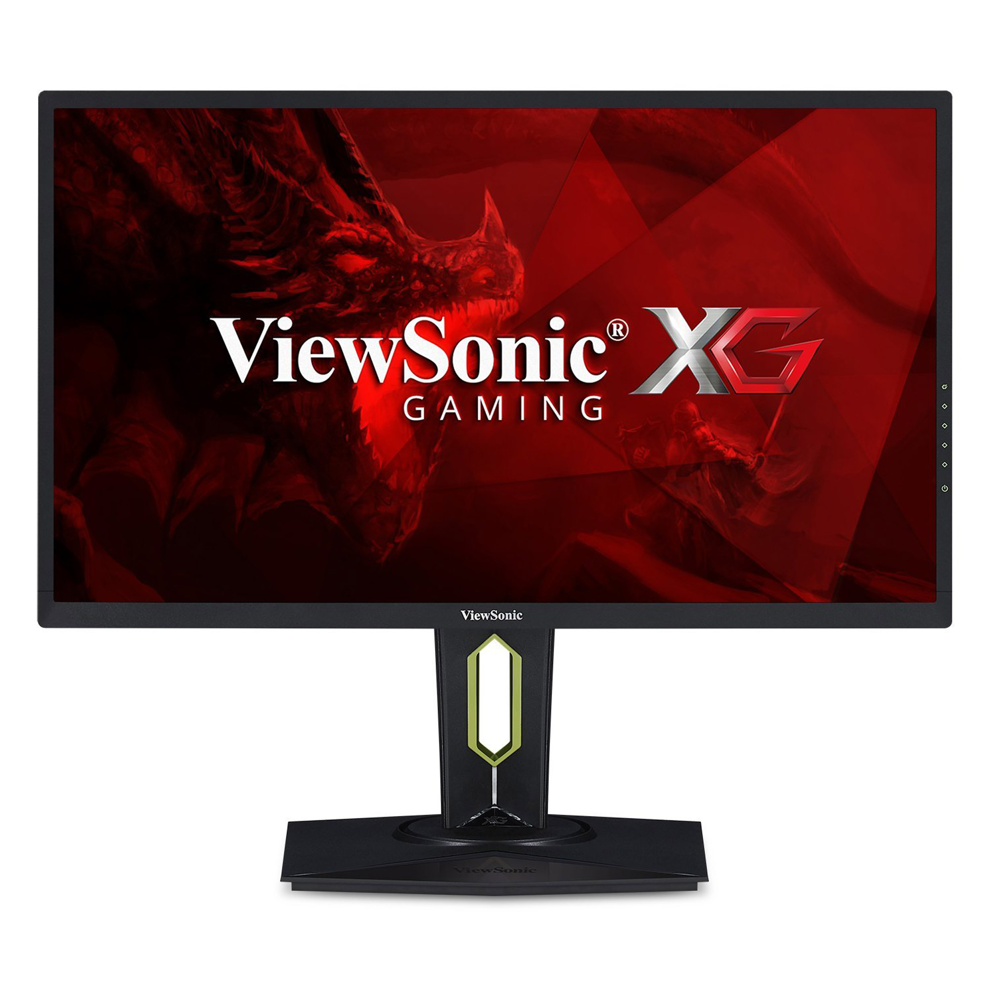 ViewSonic XG2560 25 Inch 1080p 240Hz 1ms Gsync Gaming Monitor with Eye Care Advanced Ergonomics HDMI and DP for eSport
