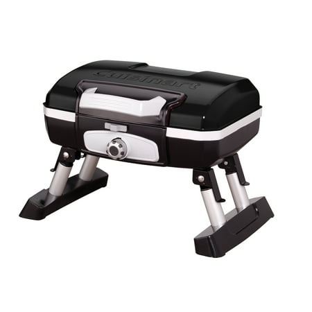 Cuisinart Petite Gourmet Portable Tabletop Gas - Portable Tabletop Gas Grill