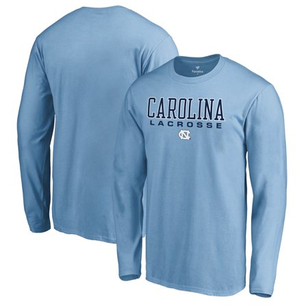 North Carolina Tar Heels Fanatics Branded True Sport Lacrosse Long Sleeve T-Shirt - Light - Tar Heels Lacrosse