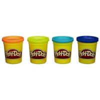Play-Doh 4-Pack (Assorted Colors)