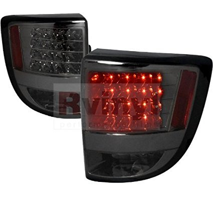 - Toyota Celica 2000 2001 2002 2003 2004 2005 Smoked Lens LED Tail Lights