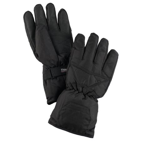 Thermal Heated Winter Gloves Unisex Battery Powered Outdoor Hand (Best Thin Winter Gloves)