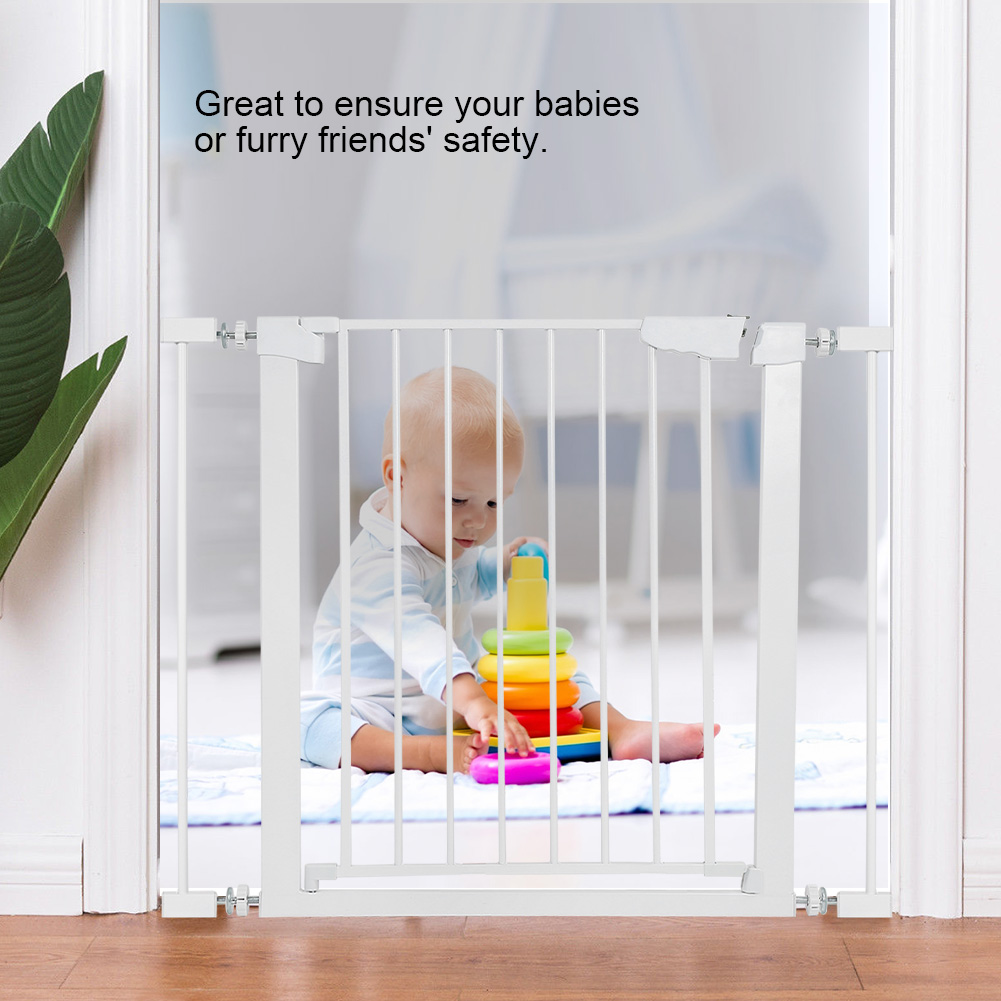 Yosoo Adjustable Baby Safety Gate Pets Safety Gate For