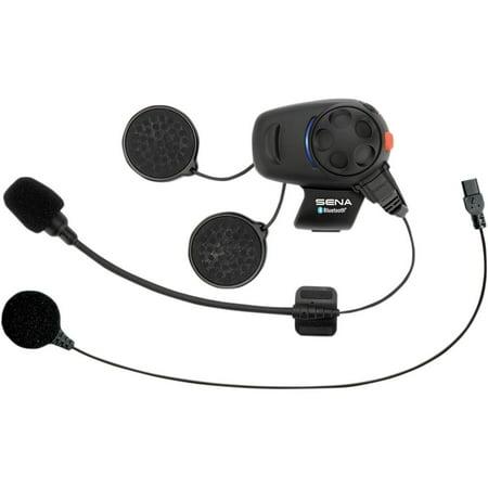 SENA SMH5-UNIV SMH5 Bluetooth Headset & Intercom with Universal Microphone Kit - Single Unit