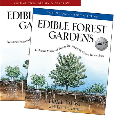 Edible Forest Gardens: 2 Volume Set (Hardcover)