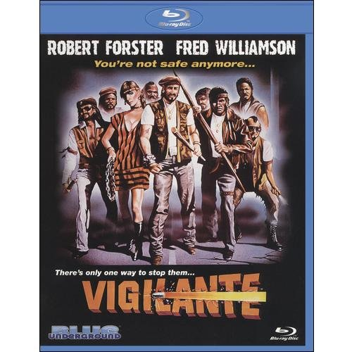 Vigilante (Blu-ray)     (Widescreen)
