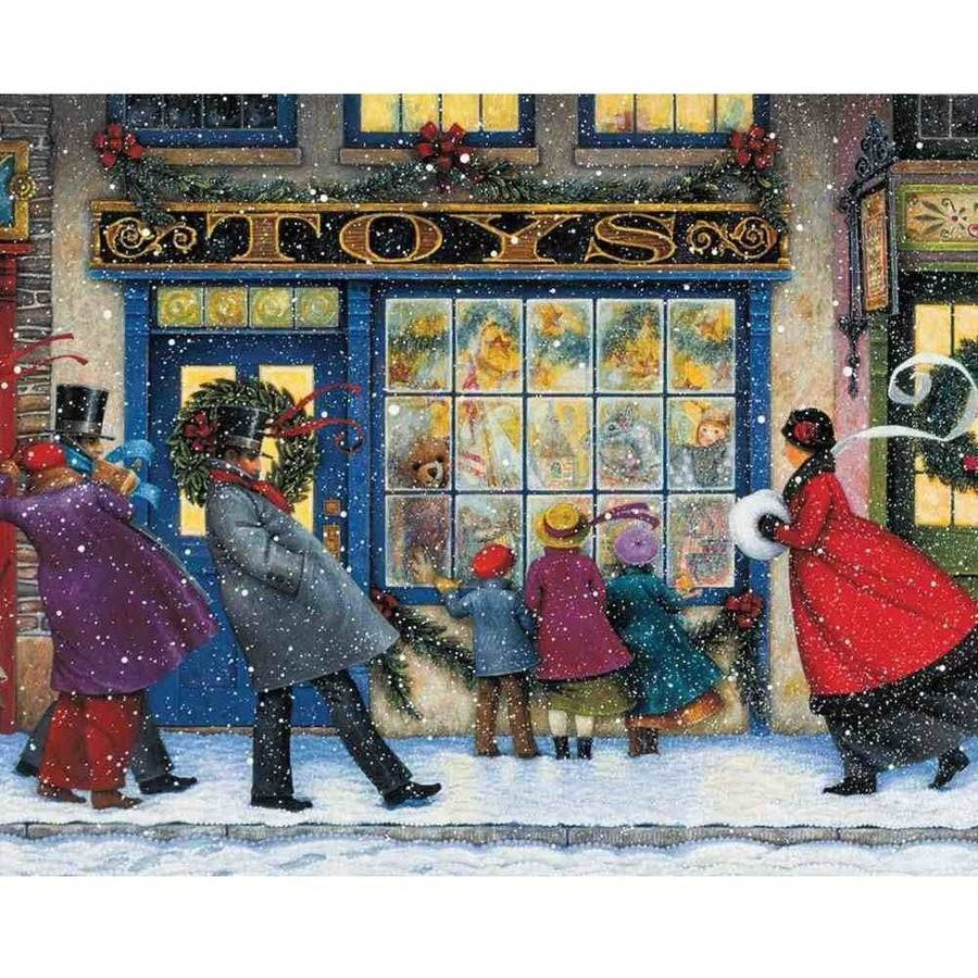 Springbok The Toy Shoppe 1 000 Piece Jigsaw Puzzle